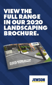 View Jewson 2020 Landscaping Brochure.