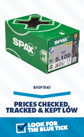 Click to see Spax pozi drive screws