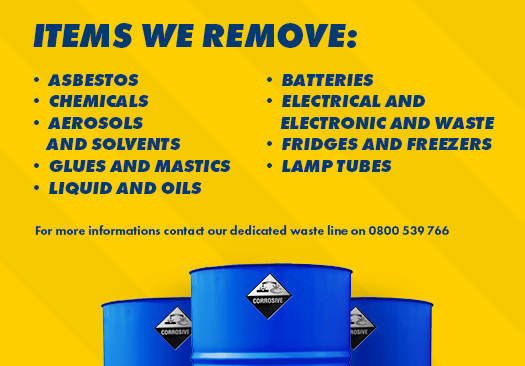 Jewson waste management service